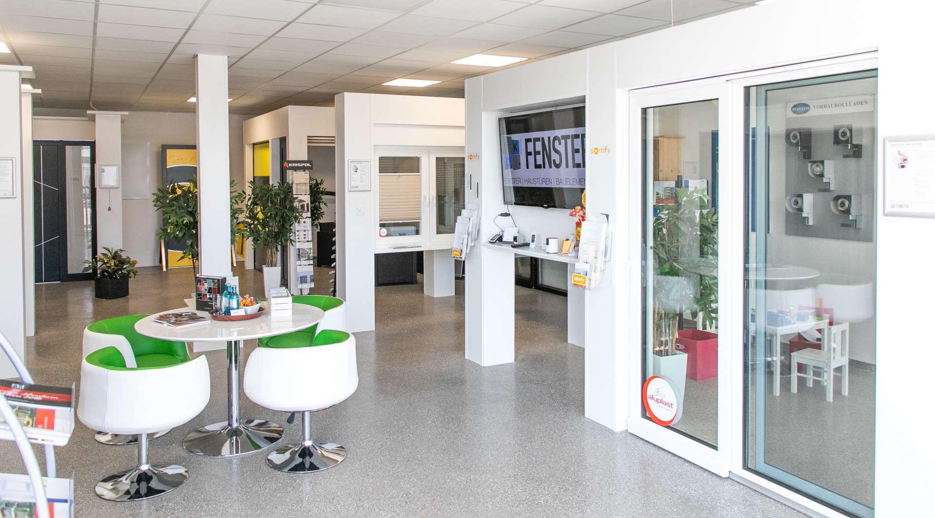 DK Fenster Geschäftsstelle Service